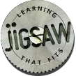 Jigsaw watch cog