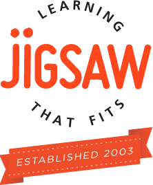Jigsaw - Learning taht Fits - Established 2003